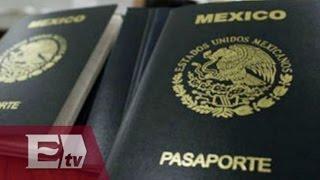 Trámite de pasaporte podrá realizarse en internet a partir de octubre/ Nacional