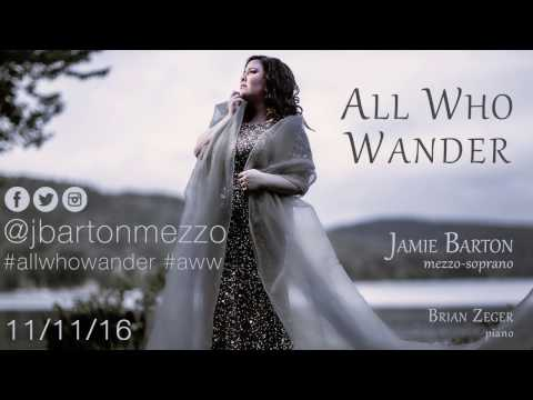 Jamie Barton | All Who Wander | A les je tichý (Dvorak)
