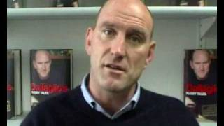 Rugby Tales by Lawrence Dallaglio