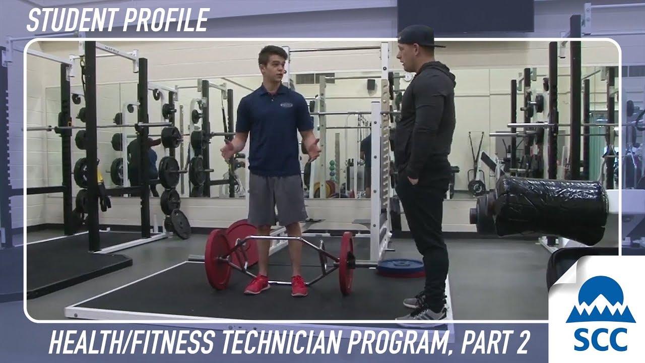 Student profiles: Health/Fitness Technician program (Part 2)