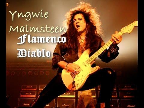 Flamenco Diablo  Yngwie Malmsteen