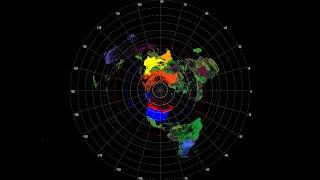 Latest Flat Earth Map 2016 !! (Full Version)