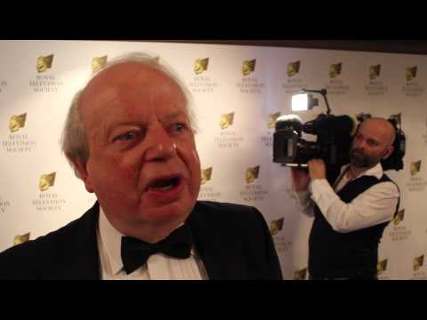 John Sergeant at the Royal Television Society Awards 2013 - 2014