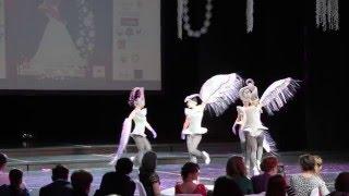 Бриллиантовая невеста России - Концертная программа