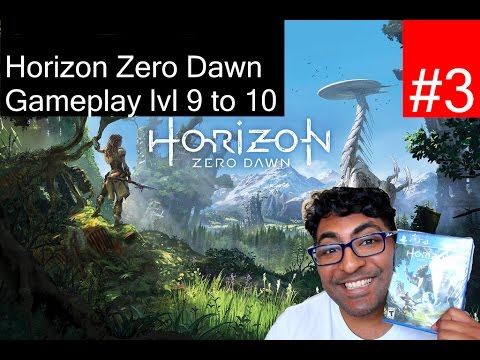 Horizon Zero Dawn - Alloy and I take on the world (part 3)
