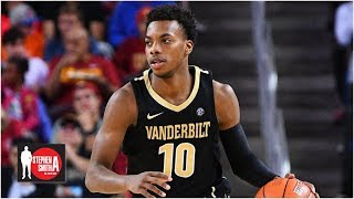 Should Darius Garland be in the NBA draft conversation with Zion, Ja and RJ? | Stephen A. Smith Show