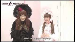 【美沙子&Kayaのカワイイ忘年会2012 Part4】ダイジェスト&楽屋裏映像!