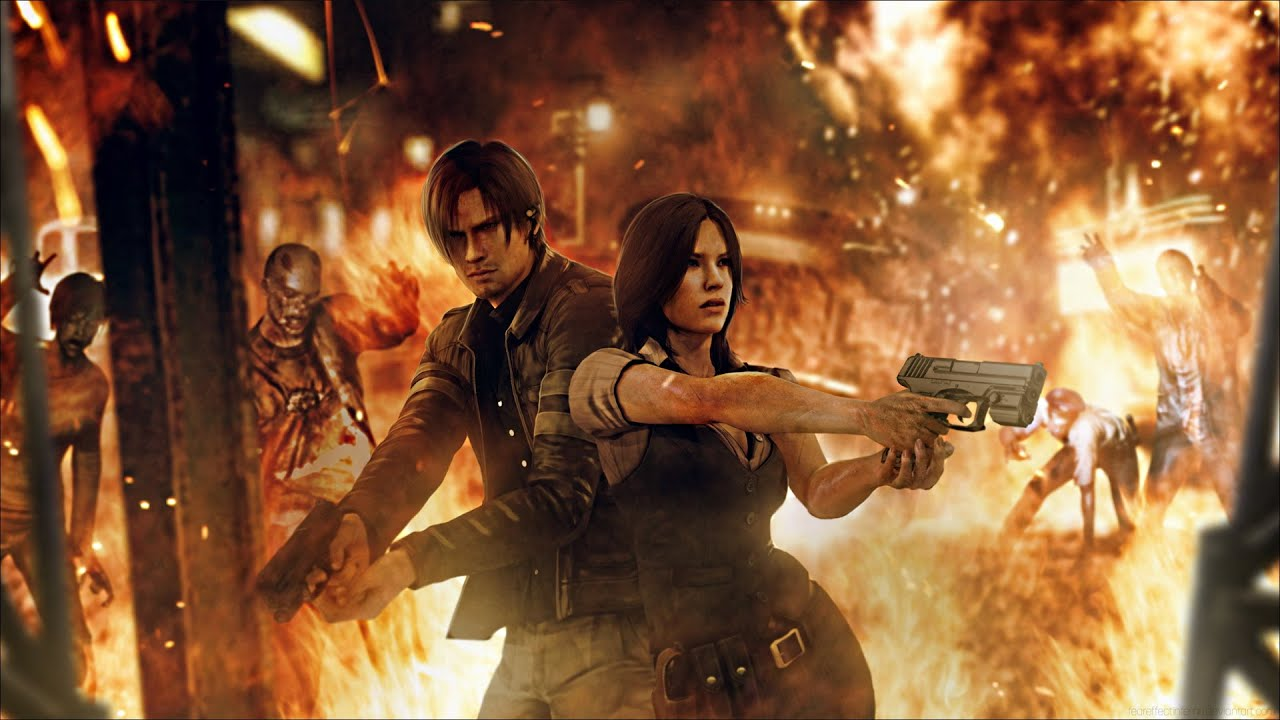 Resident Evil 6 Leon Campaign New Game Solo No Hope Rank S