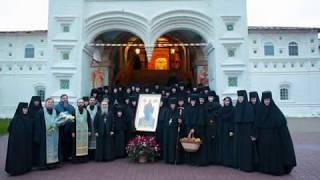 Музыка веры 255  Хор Толгского женского монастыря