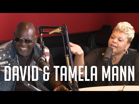 David and Tamela Mann Said Madea Wasn't Supposed to be a Star +Why They Left Kirk Franklin's Group
