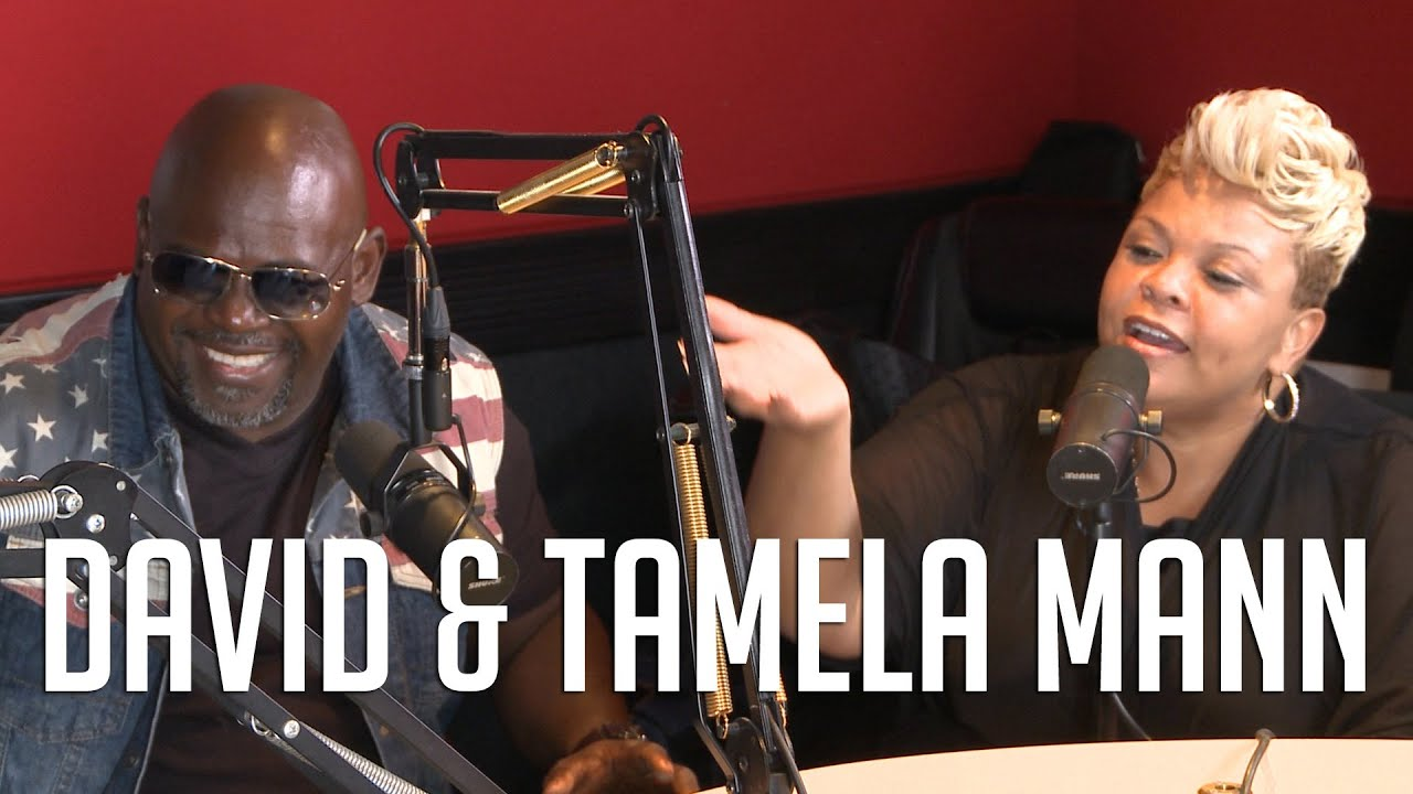 David And Tamela Mann Said Madea Wasnt Supposed To Be A Star Why They Left Kirk Franklins Group