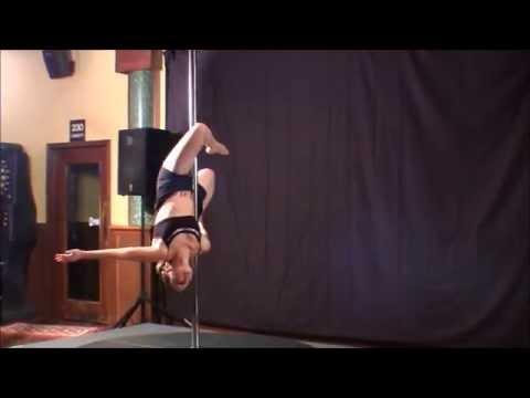 Wisconsin Pole Dance Showcase 2015 - Allison Lynn Florita