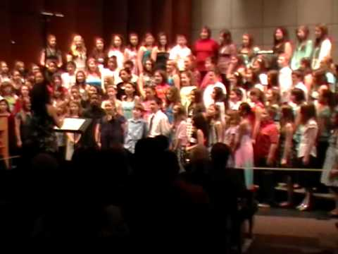 Elementary All County Music FestivalAmerica The Beautiful