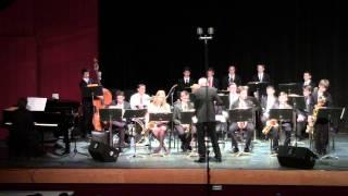 "Nassau Suffolk Jazz Band  4-21-2013, ""Jeru"""
