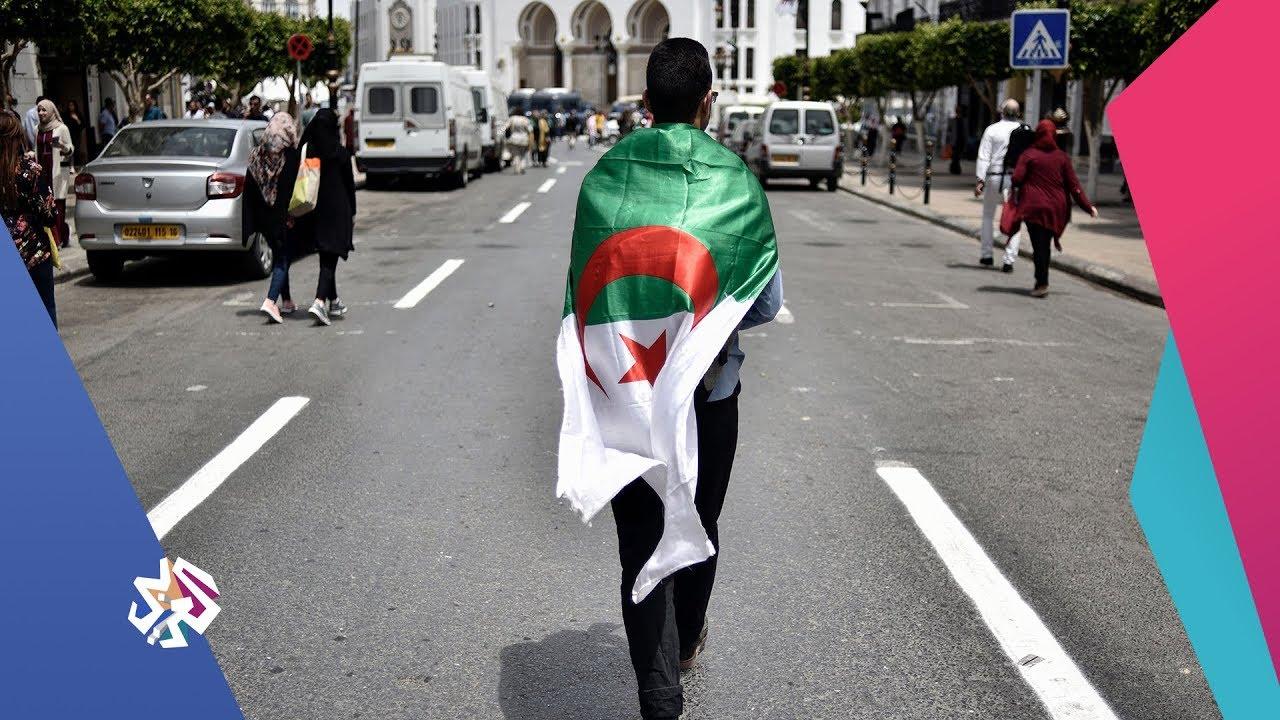 قناة العربي:العربي اليوم | الجزائر .. صخب الشارع