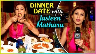 Jasleen Matharu Dinner Date With Her Parents, REVEALS Her Favourite Food | EXCLUSIVE