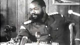 Nigeria war against Biafra 1967-1970 (part 2)