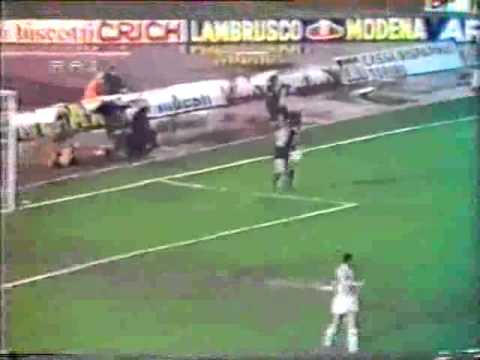 European Cup 1982-83: Juventus x Aston Villa