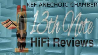 KEF Anechoic Chamber