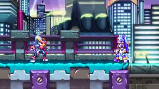Mega Man ZX Advent (Full no Damage Run / Expert Mode)