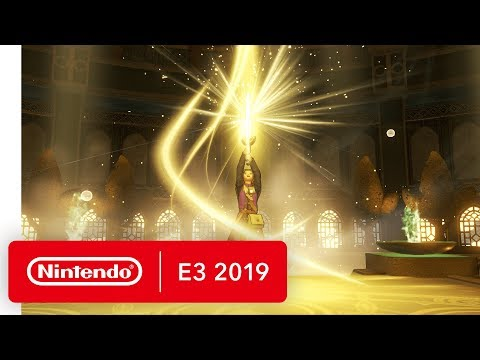 DRAGON QUEST XI S: Echoes of an Elusive Age - Definitive Edition - Nintendo E3 2019