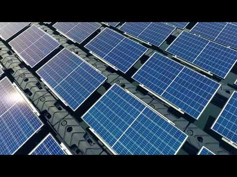 SCG Floating Solar FOOTAGE MASTER