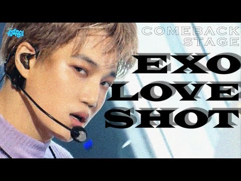 [Comeback Stage] EXO - Love Shot  , 엑소 -  Love Shot  Show Music Core 20181215