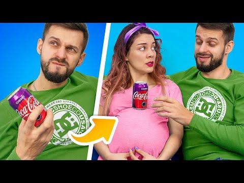Я беременна! Смешные факты о беременности