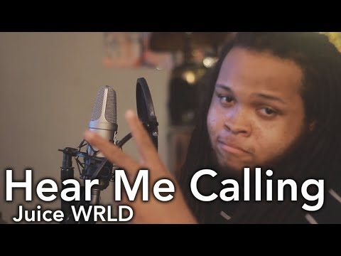 Juice WRLD - Hear Me Calling (Kid Travis Cover)