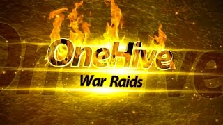 OneHive War #212 vs WHF