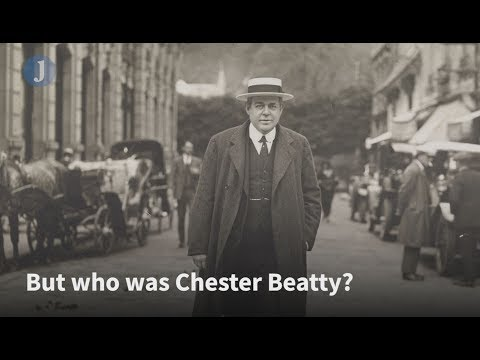 Who was Chester Beatty? We find out about the man behind one of Dublin's cultural highlights