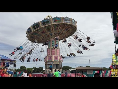 Oklahoma State Fair 2015