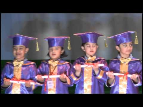 Indian International school DSO KG2 Graduation Ceremony 2016