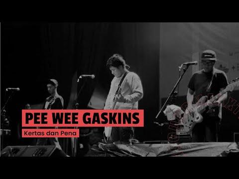 [HD] Pee Wee Gaskins - Kertas dan Pena (Live at JakCloth 2017 Goes to Padang)