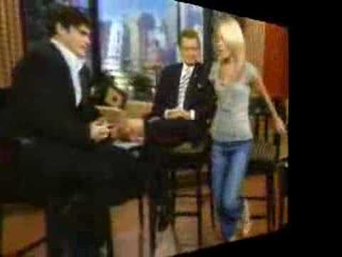 Joaquin Phoenix on Regis and Kelly