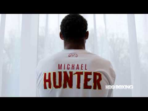 Michael Hunter on his father's death (HBO Boxing)
