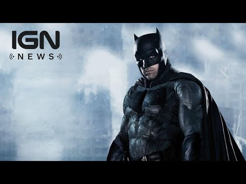 Ben Affleck's Batman May Be in Flashpoint But 'Unlikely' for Matt Reeves' Movie  IGN