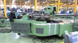 Автоматический дорновый трубогибочный станок (трубогиб) с ЧПУ CH-HD 270 CNC с бустером(, 2014-10-05T10:41:32.000Z)