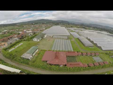 bukit cikahuripan resort bandung 2017 aerial video udara drone 2017