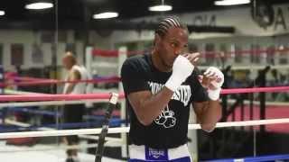 "Boxing Super Lightweight  ""Young Master"" Amir Imam"
