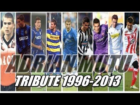 Adrian Mutu Tribute | 1996 - 2014 |