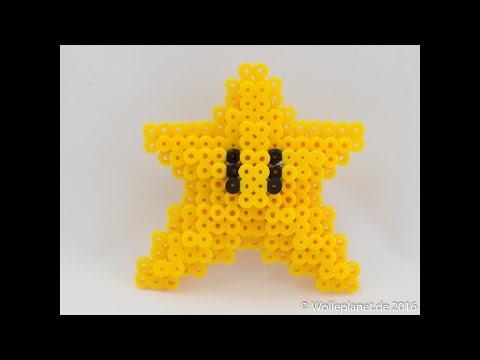 Perler Bead 3D Star