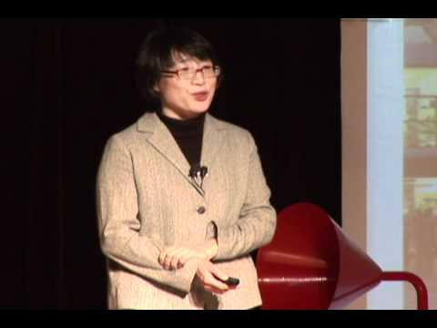 TEDxEwhaWomen-SunYoung Rieh-Experiencing Urban Space with Woman's Body