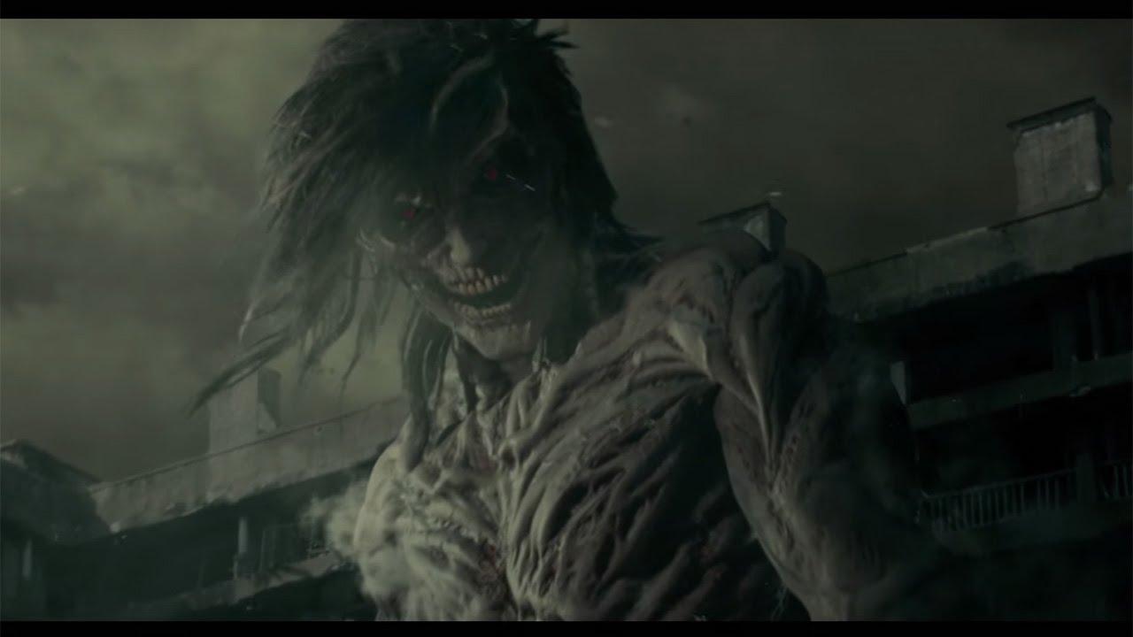 映画 進撃の巨人 Attack On Titan Pg12 プロモ映像 Attack On