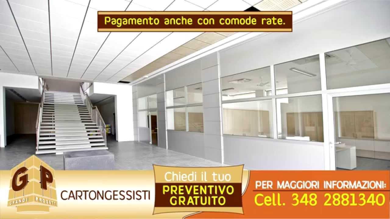 CARTONGESSITA - MONTAGGIO E POSA PARETI VELETTE IN CARTONGESSO ...