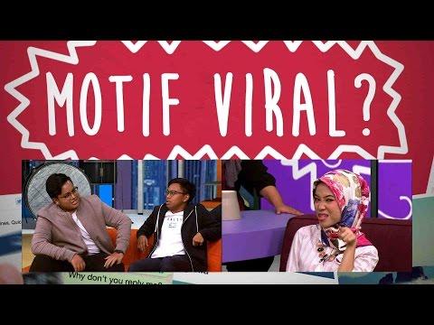 MOTIF VIRAL: Adib Alex & Luqman Podolski Takut Tengok ItsRoseNicotine Buat Musical.ly?