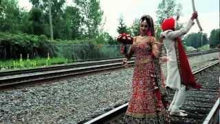 Punjabi wedding / cinematic music video / dancing wedding (vancouver) - studio12movies