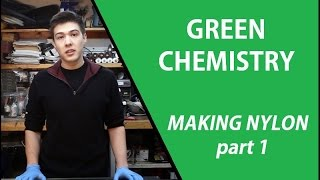 Making a Nylon Precursor using Green Chemistry