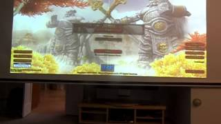 Double Projector World of Warcraft