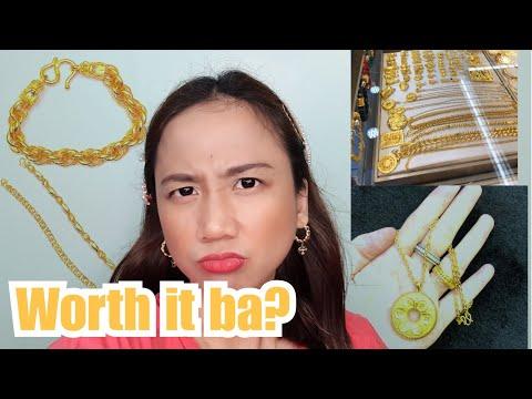 24KARAT CHINESE GOLD : WORTH IT BA?